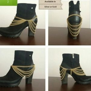 Jewelry - 1 Boot or high heel shoe chain, anklet